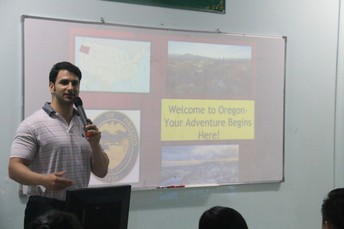 Some facts about Oregon and the Exchange Program