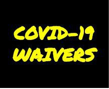 COVID-19 Waiver Support