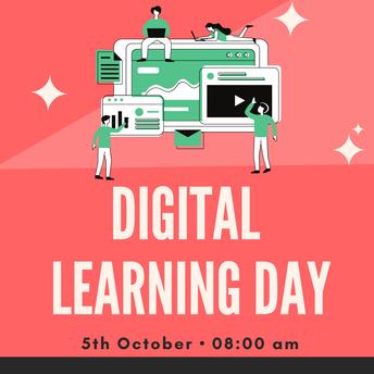 Digital Learning Day - by Mr Craig Gamble