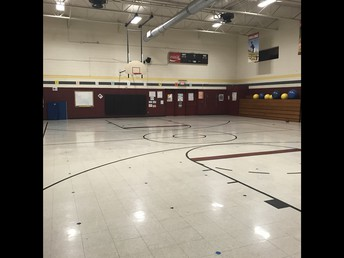 Our Gym Is Empty.....