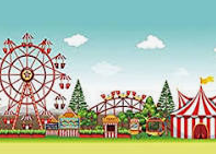 May Good Behavior Party - Carnival