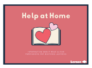 Learner Publishing Help at Home