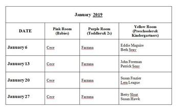 Jan 2019 Extended Session