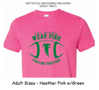 Pink Out - Deadline Oct 2nd
