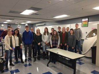 Cadaver & Physiology Labs at the University of Saint Francis