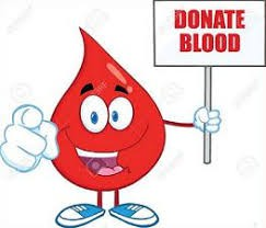 GUEST IS HELPING OTHERS - BLOOD DRIVE IS MAY 1st