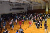 Spirit Week Dance