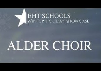 ALDER MS CHOIR - WINTER SHOWCASE