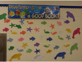 Literacy Week at PES