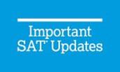 SAT Update