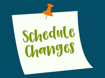 Updated Remote Learning Schedule