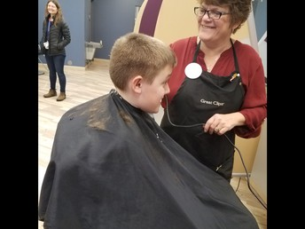 Great Clips in Action