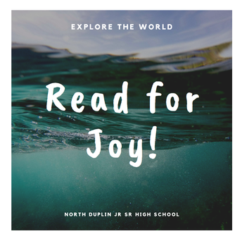 Read to Learn! Read for Joy!