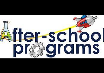 After School Programs Begin the Week of 9/16