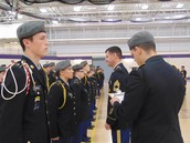 JROTC Soars in their inspection