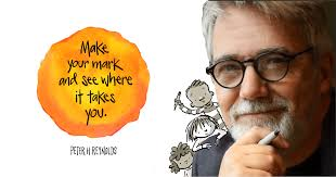 March Literacy Month - Peter Reynolds