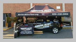 Arrive Alive Assembly