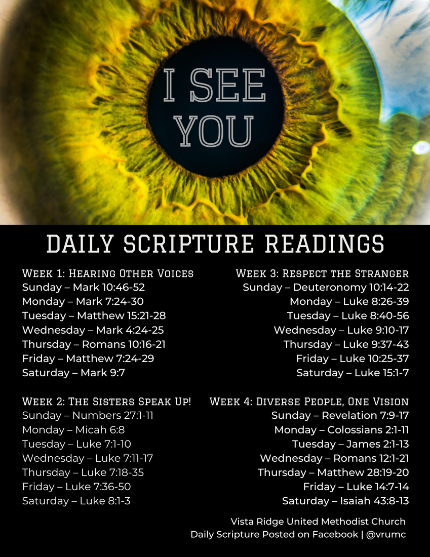 Daily Scripture Readings