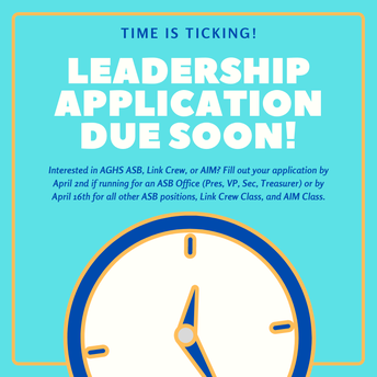 Apply for Leadership Here