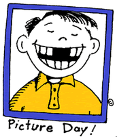 Strike a Pose! Picture Day is October 6th!