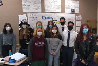 Debate CHS students excel in debate