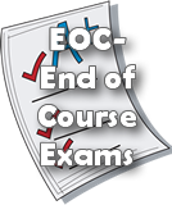 End of Course Exams are NEXT WEEK!!!