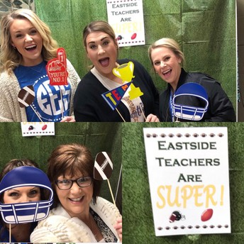 Eastside Teachers are SUPER!!!