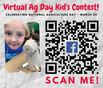 Virtual Ag Day Kid's Contest!