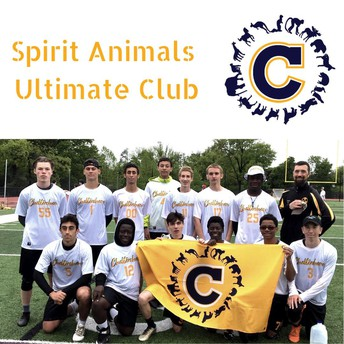 Spirit Animals Ultimate Club Team Heads to States