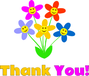 WCHE PTO Appreciates your Donations!