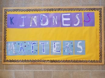 Kindness Bulletin