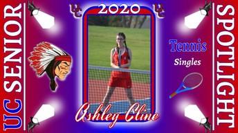 UC Class of 2020 Ashley Cline