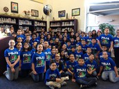 Battle of the Bluebonnet books elementary participants