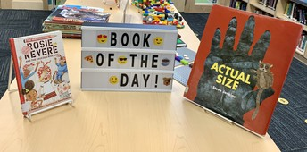 Check Out the Book of the Day!
