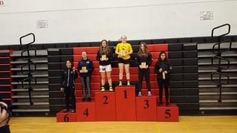 Grace Miller - 1st place - 145