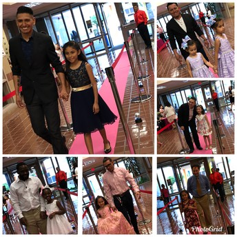 Our 1st Father-Daughter Dance was beautiful!