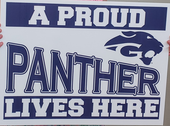 Proud To Be A Panther Fundraiser and High School Volunteer Opportunity