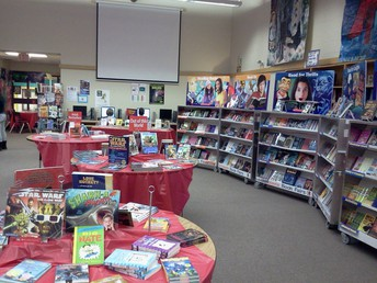 Oct. 30 - Nov. 1: Kulshan Book Fair!