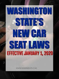 NEW Car Seat Law