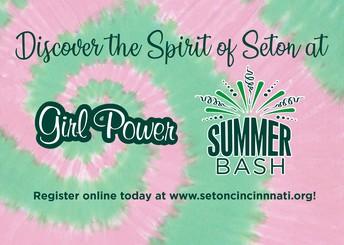 Seton Girl Power Camp
