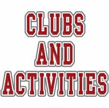 SMG Clubs - Mark Your Calendars!