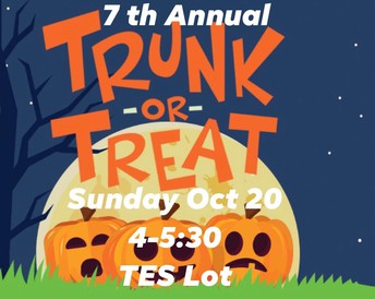 7th Annual Trunk or Treat!