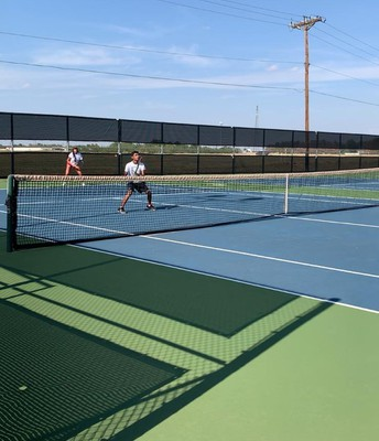 Tennis is deep into their season!