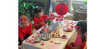 Sweetheart Tea - February 9 @ 1:40 to 2:00 PM