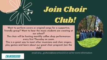 Choir club
