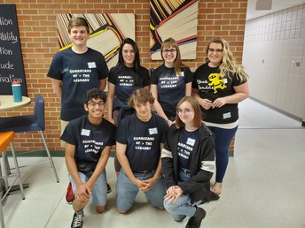 UHS Battle of the Books teams take 1st and 3rd at State competition!!
