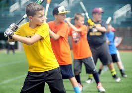 Teaching Character, Leadership, and life lessons through the game of Baseball