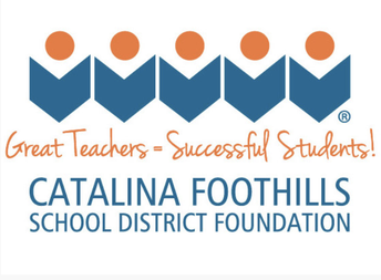 Looking for a CFSD Foundation representative for our school.