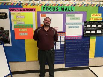 Mr. Beilby, 1st Grade Teacher