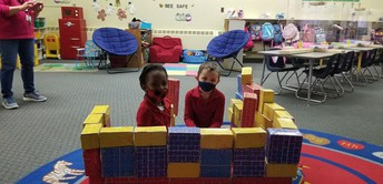 We love to build!